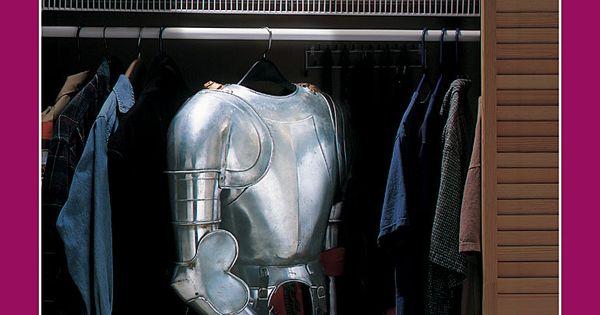 hanging armor